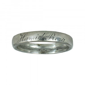 حلقه دستساز با هک اسم هفت رج