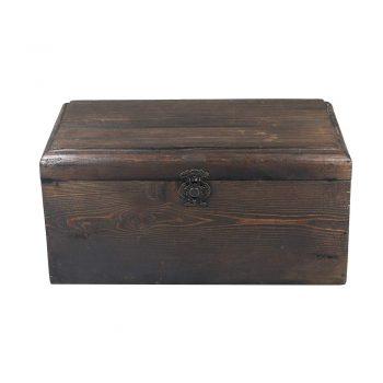 صندوقچهی بزرگ چوبی هفت رج
