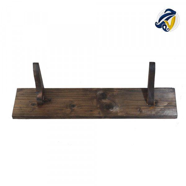 طاقچهی چوبی هفت رج
