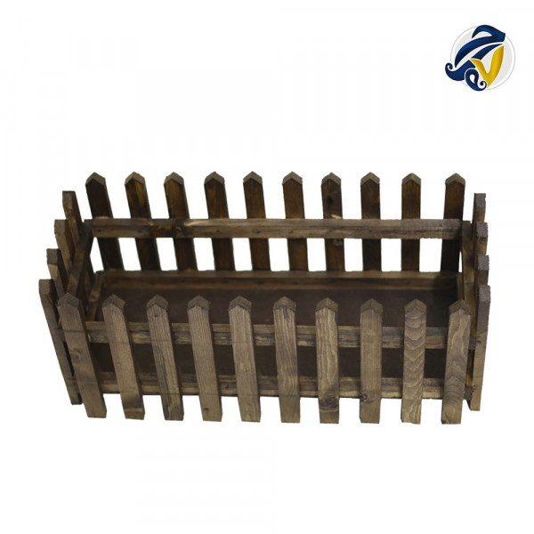 جاگلدانی چوبی هفت رج