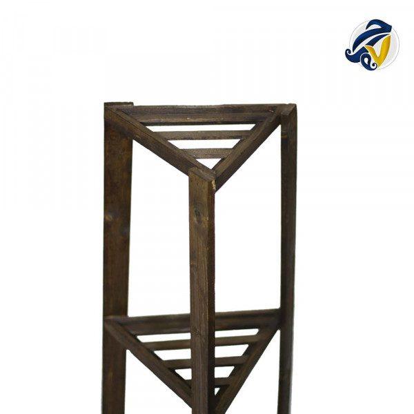 طبقهی چوبی هفت رج