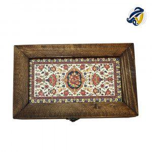 جعبه چوبی ایرانی هفت رج