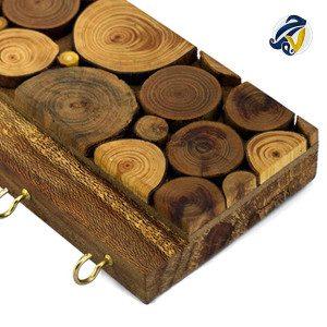 جاکلیدی دیواری چوبی